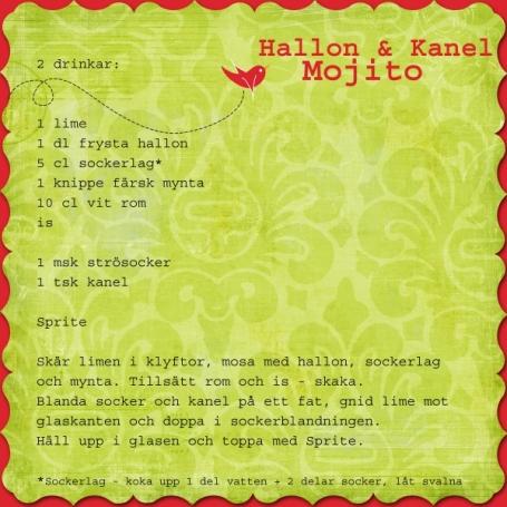 hallon-o-kanel-mojito