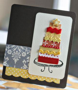 bandtårta